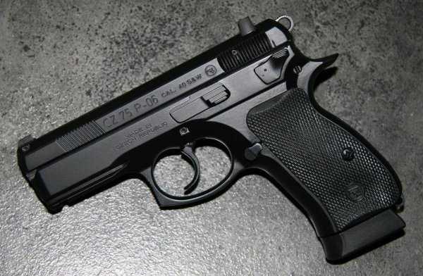 3)ASG CZ 75 D COMPACT ч.1