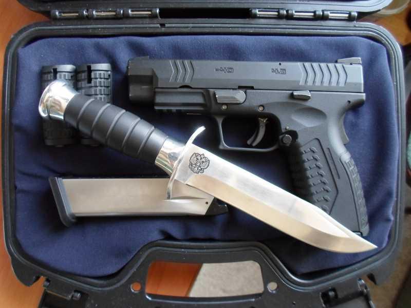 9)Ножи...