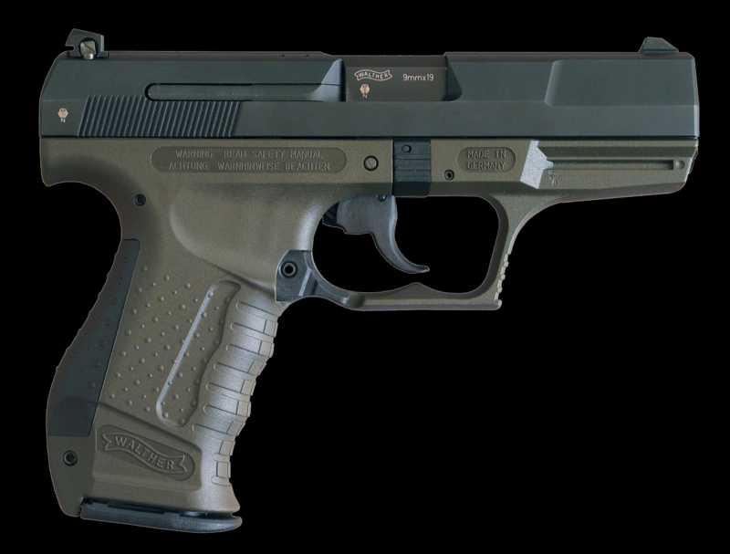 2)Обзор пневматическго пистолета Umarex Walther NightHawk