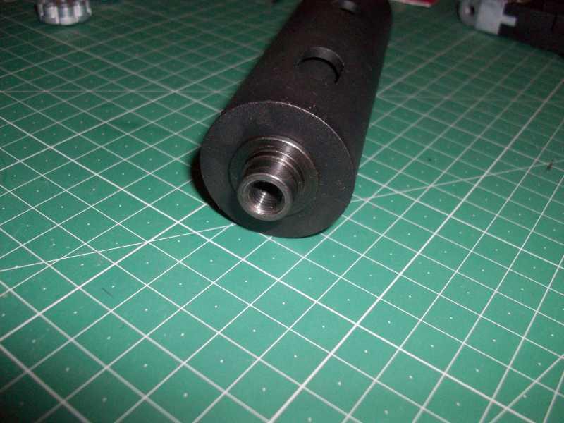 5)Обзор пневматическго пистолета Umarex Walther NightHawk