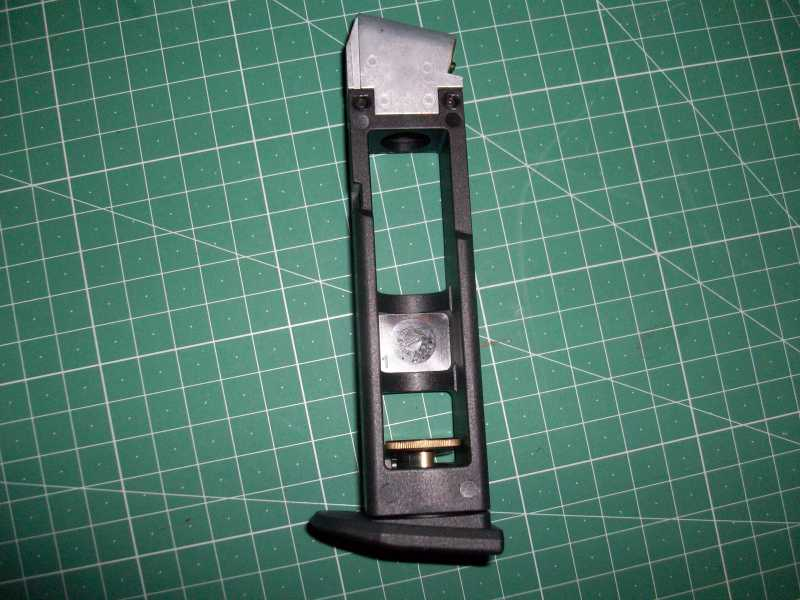 9)Обзор пневматическго пистолета Umarex Walther NightHawk