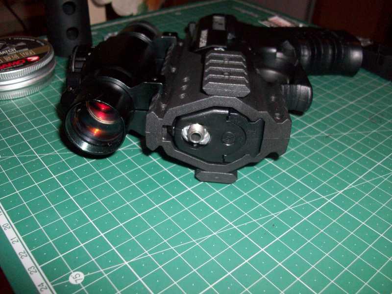 12)Обзор пневматическго пистолета Umarex Walther NightHawk
