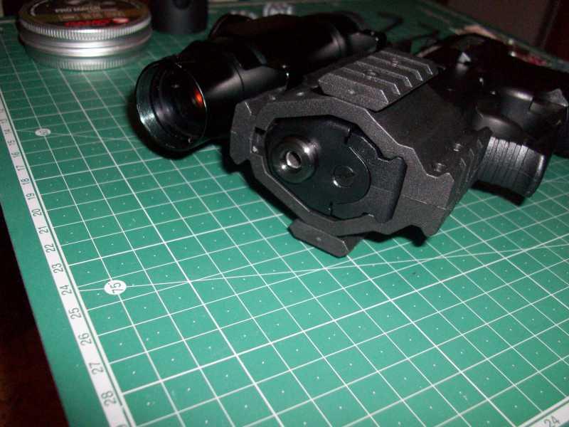 13)Обзор пневматическго пистолета Umarex Walther NightHawk
