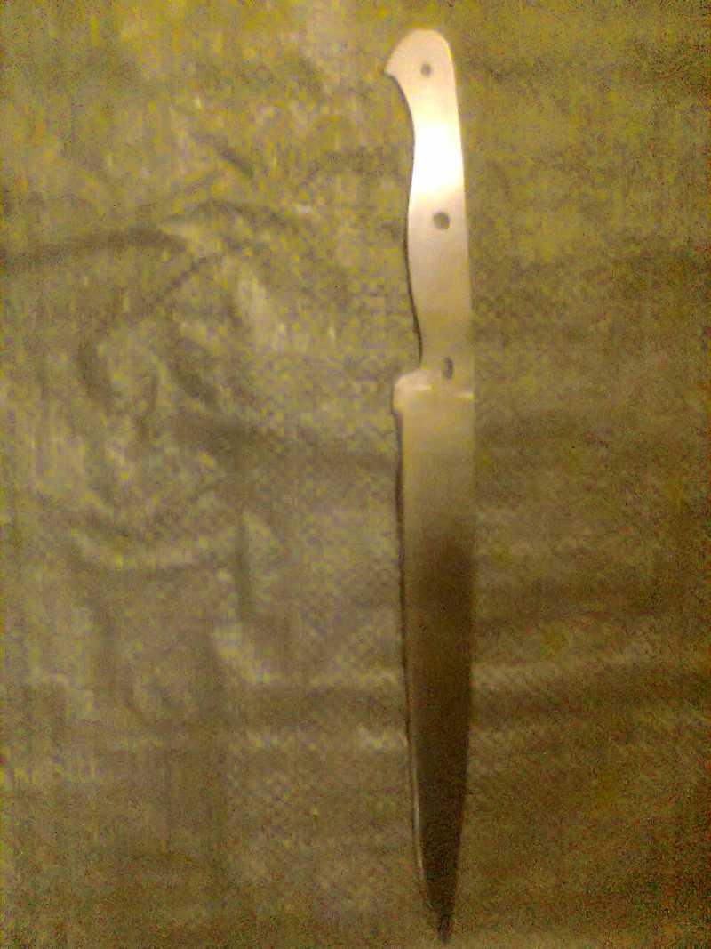 1)Модернизация ножа