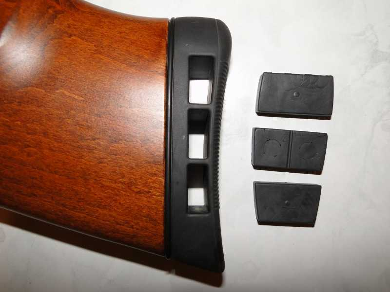 4)Винтовка GAMO CFX Royal - доработка в домашних условиях. Антабки.