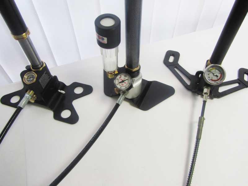 2)Насосы высокого давления для PCP винтовок. Air-Gun эксперимент