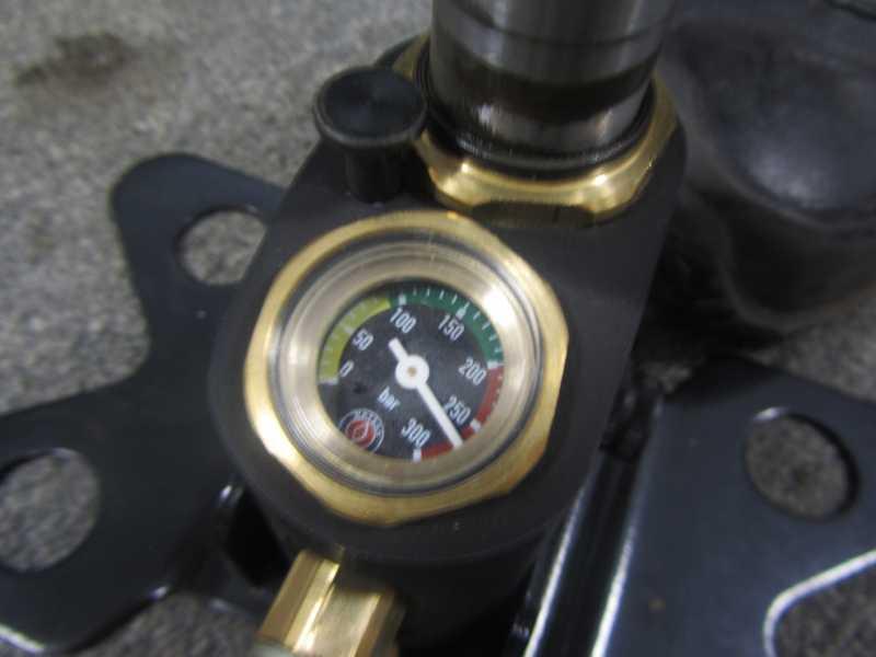 6)Насосы высокого давления для PCP винтовок. Air-Gun эксперимент