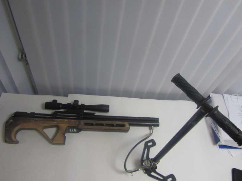7)Насосы высокого давления для PCP винтовок. Air-Gun эксперимент