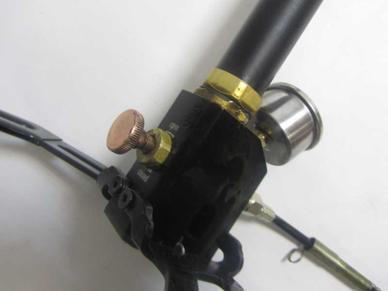 10)Насосы высокого давления для PCP винтовок. Air-Gun эксперимент