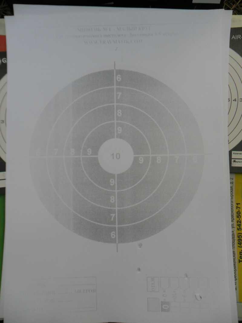 5)Стрельба из пистолета Swiss Arms SIG X-FIVE