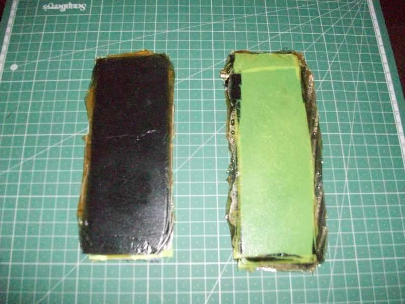9)Изготовление самодельной микарты