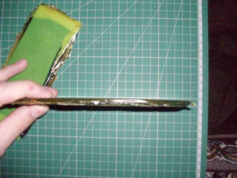 10)Изготовление самодельной микарты