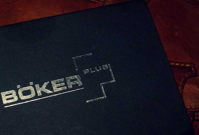 13)Бижутерия от Бокер - Boker Panatela.