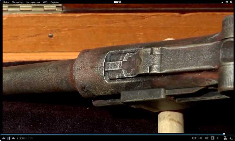 5)Изменение внешнего вида пистолета Umarex Legends P.08 до состояния