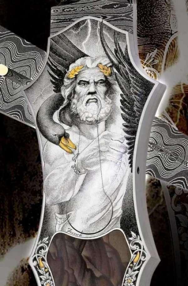 12)Завораживающее Великолепии Гравировок Симона Феззарди.