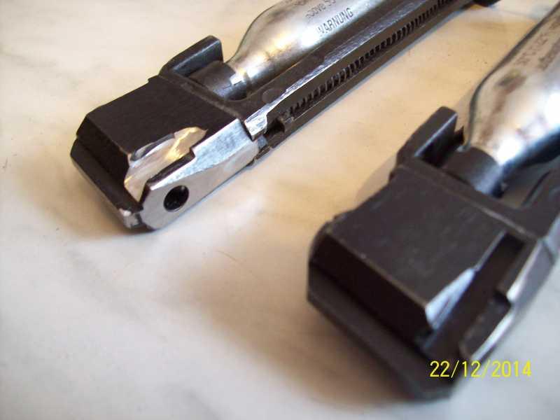 8)Переделка корпуса клапана МР 654-32 под рогатую гайку.