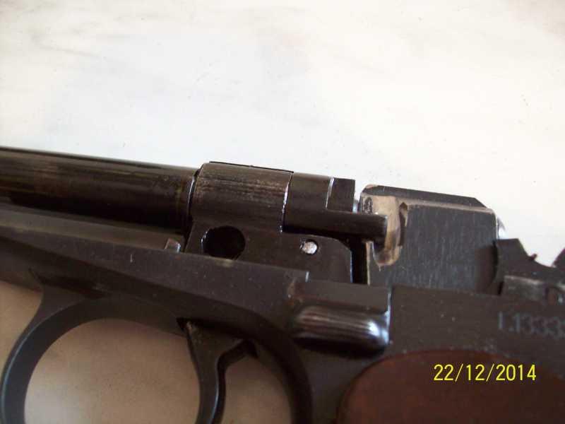 10)Переделка корпуса клапана МР 654-32 под рогатую гайку.