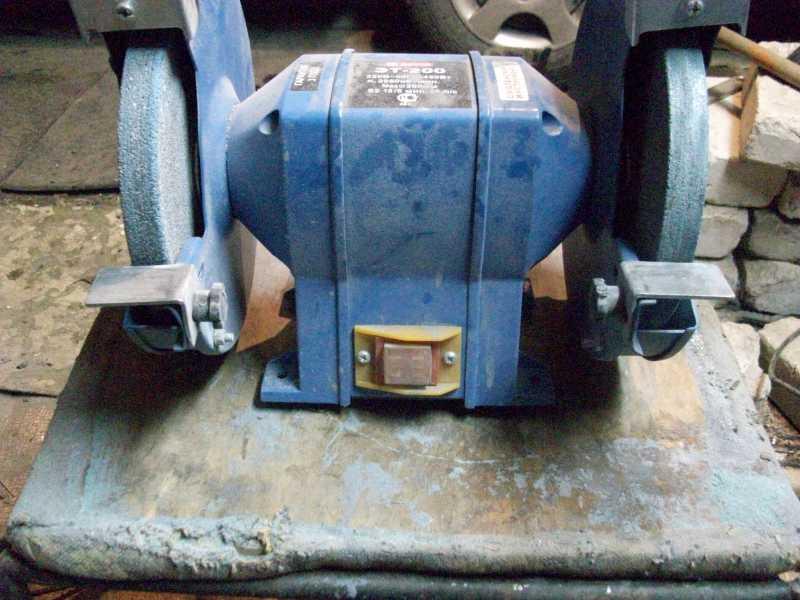 4)Процесс изготовления клинка финского типа