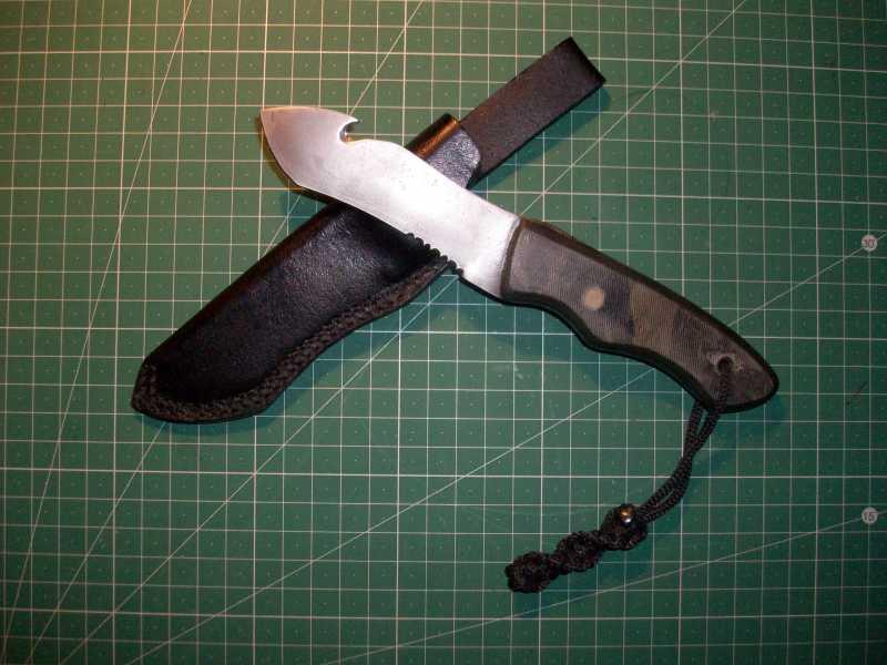 1)Еще один страшный ножег