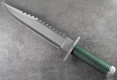 3)Типа нож для Рембо.