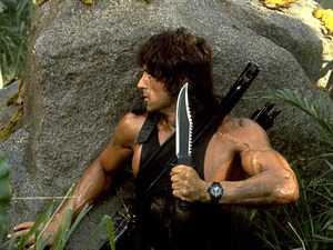 2)Типа нож для Рембо.