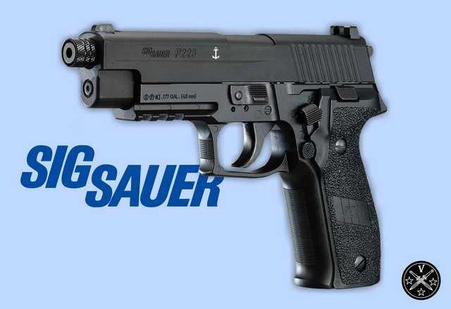 Новый пневматический пистолет