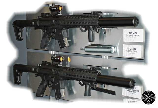 Пневматические винтовки Sig Sauer