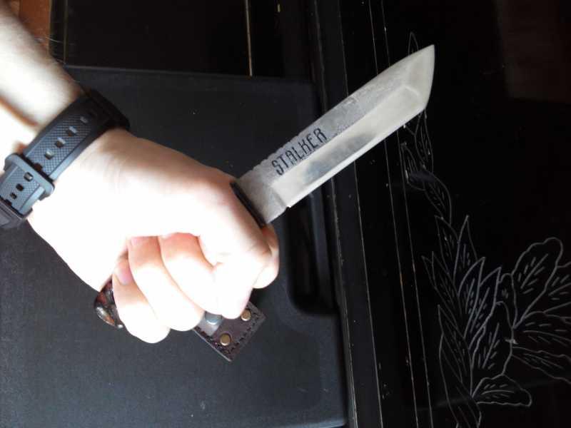 5)Нож STALKER-1