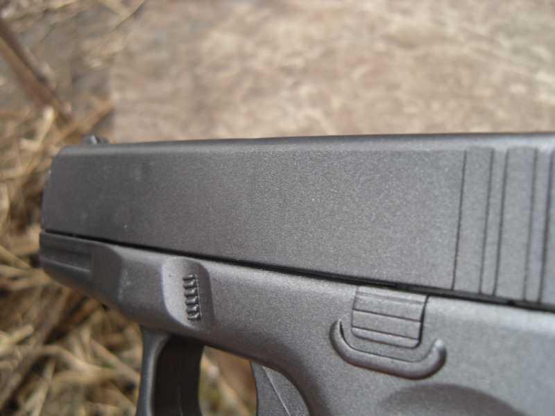 12)Обзор спрингового Glock 26 от CYMA