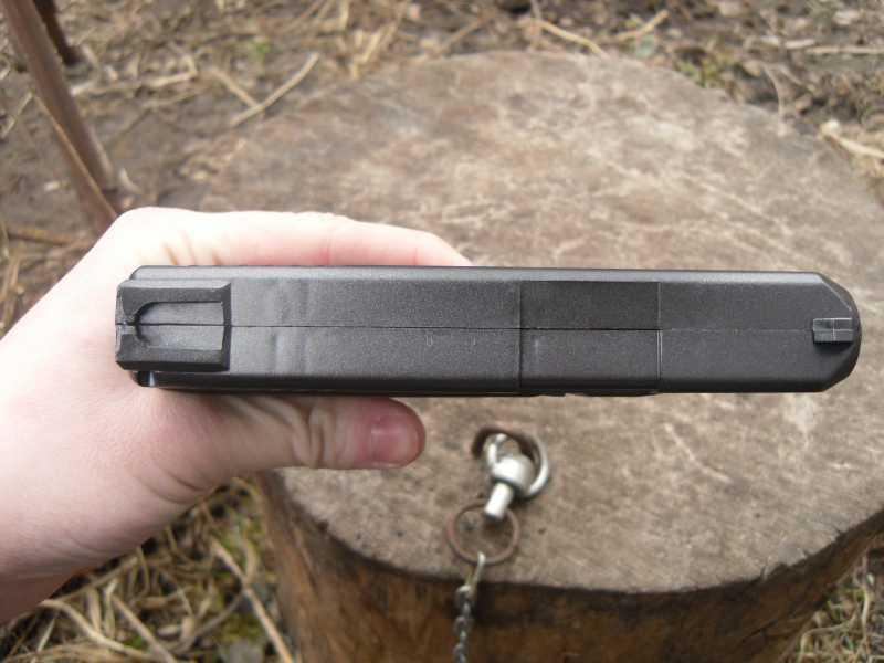 9)Обзор спрингового Glock 26 от CYMA