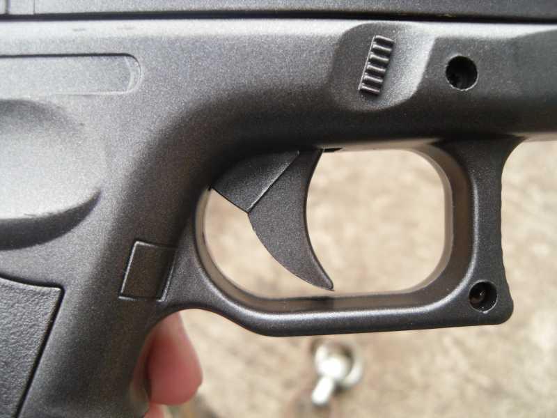 10)Обзор спрингового Glock 26 от CYMA