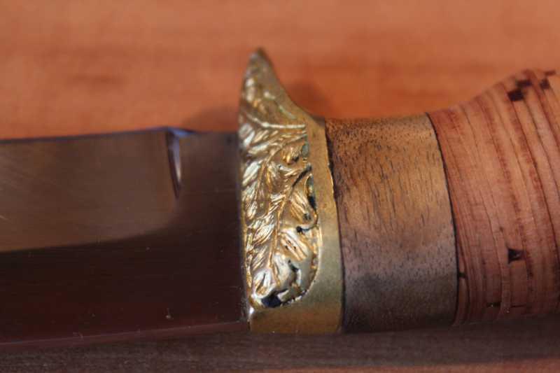 3)Нож Лазутчик, г.Ворсма. Хорошее ли качество, да и насколько высока цена?