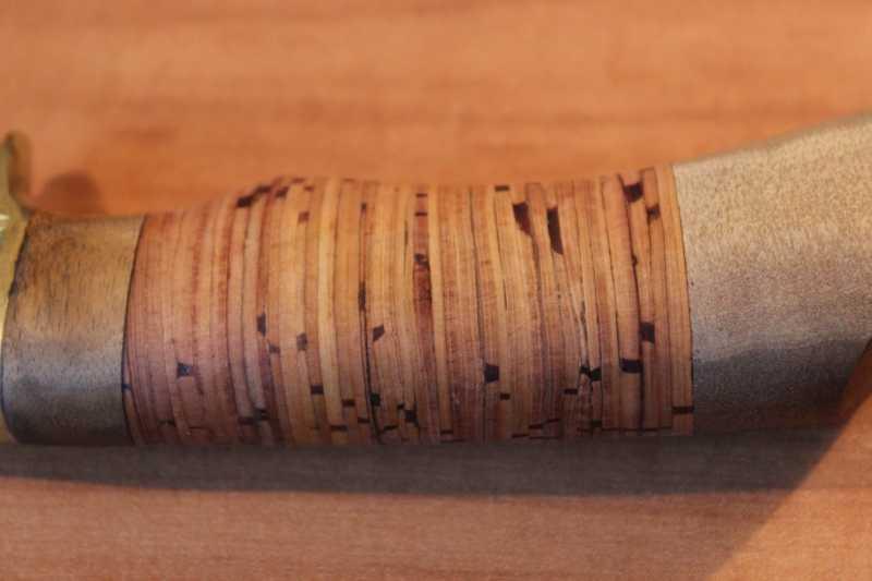 4)Нож Лазутчик, г.Ворсма. Хорошее ли качество, да и насколько высока цена?