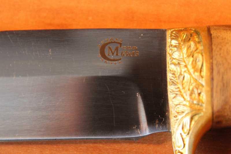 5)Нож Лазутчик, г.Ворсма. Хорошее ли качество, да и насколько высока цена?