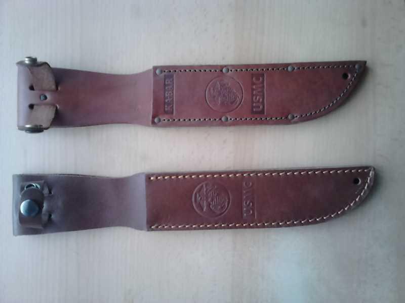 17)Ножи KA-BAR vs. MFH. Найди отличия.