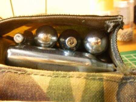 6)Иду стрелять или удобная перевозка балонов и шаров