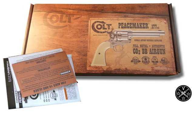 Коробка Umarex Peacemaker