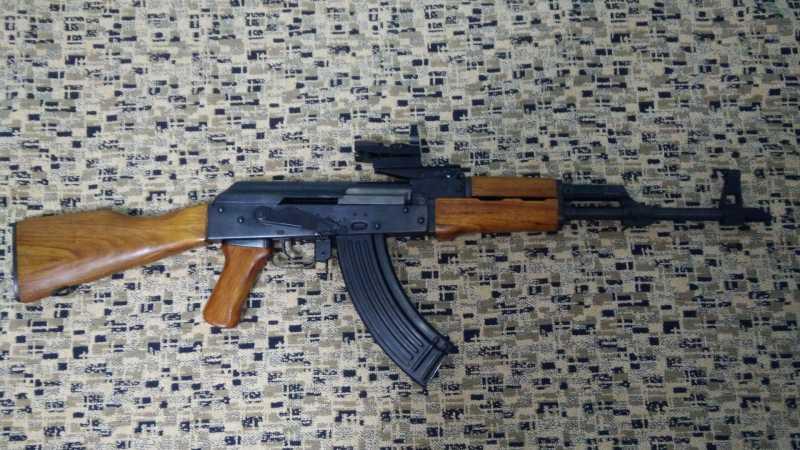 13)Магазин к Cybergun AK-47