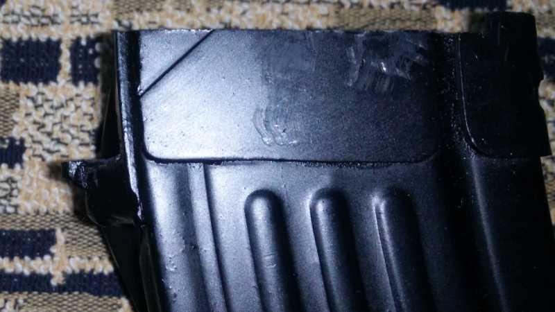 15)Магазин к Cybergun AK-47