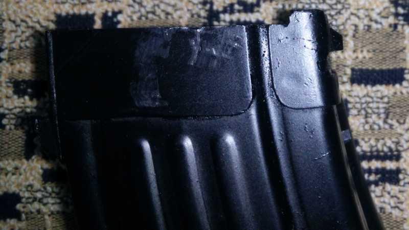 16)Магазин к Cybergun AK-47