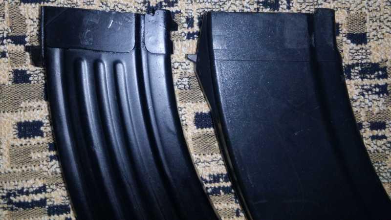 18)Магазин к Cybergun AK-47