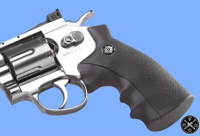 Рукоять револьвера Crosman SR 357