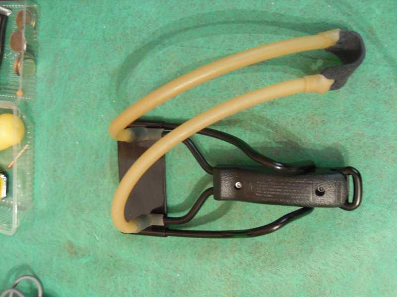5)Рогатка Norin-3040, обзор в картинках