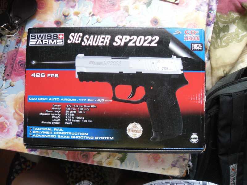 1)Пистолет друга