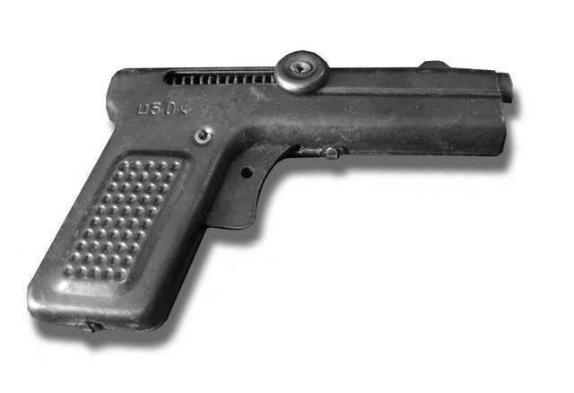 Пробочны пистолетик