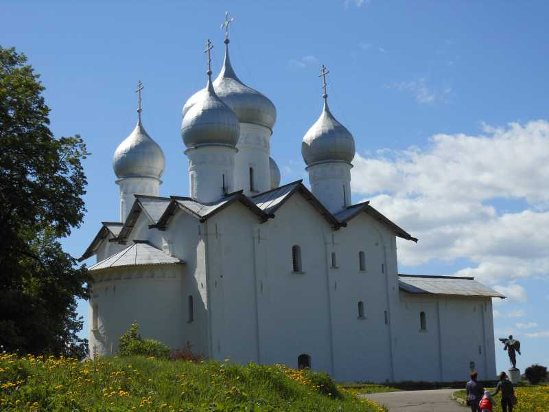 4)Новгородский сувенир
