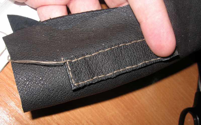 6)Незатейливое восстановление ножей