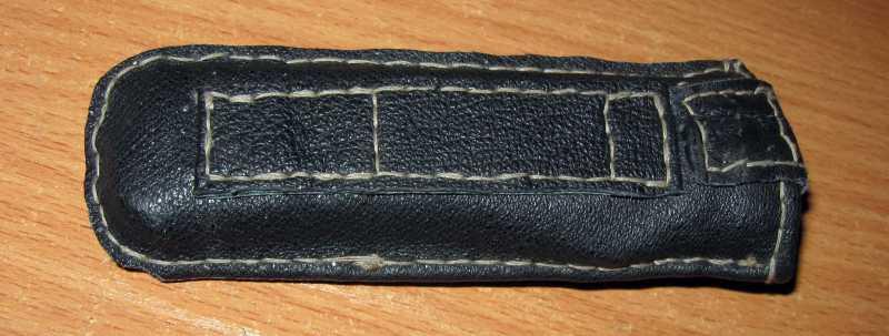 7)Незатейливое восстановление ножей