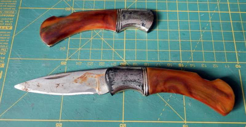 9)Незатейливое восстановление ножей