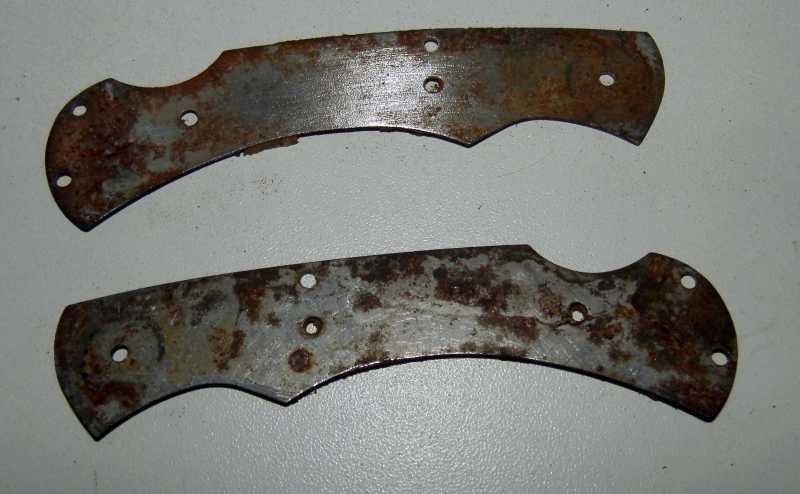 12)Незатейливое восстановление ножей